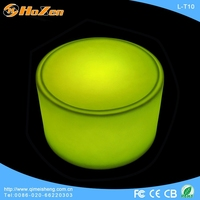 Supply all kinds of mini camping LED table,youth LED table and chairs