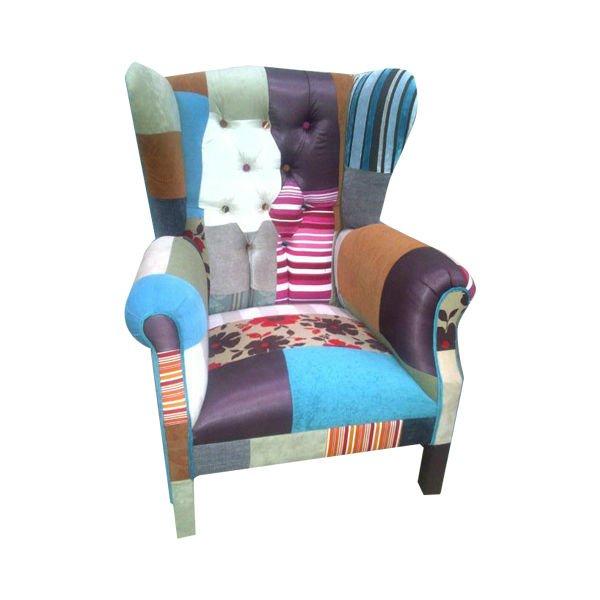 wing den patchwork stuhl der durch m bel moodlinesindojepara gebildet wird nur f r ernsten. Black Bedroom Furniture Sets. Home Design Ideas