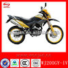 2012 max speed 200cc dirt bike motorcycle with EEC /sport bike for sale (WJ200GY-IV)