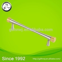 Abundant Sales experience hot sale zinc-alloy gold coloured matt pull handles and