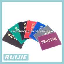 2014 the best sales welcome PVC cushion mat