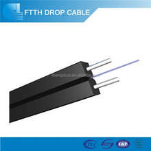 1/ 2/ 4 core FTTH home to home fiber optic cable with LSZH jacket
