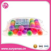Color fragrance paradichlorobenzene moth ball for restroom