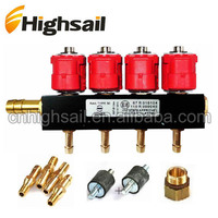 Top quality 4cyl cng conversion kits for cng/lpg sequential injection system