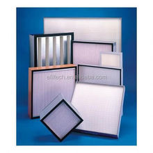 G1-G4 Primary Panel Filter metal