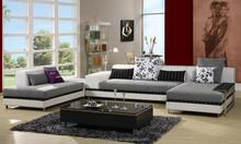 2015 modern comfortable corner leather sofa