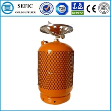 High Quality LPG Cooking Cylinder LPG Tank On Sale
