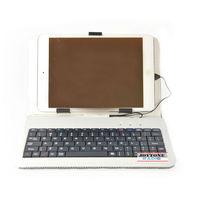 """Wholesale YNK-5 usb wireless 7"""" tablet case keyboard"""