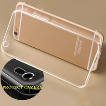 DANYCASE ultra thin tpu phone case for iphone ,good quality clear gel mobile cover