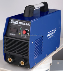 MMA-250R topwell brand high frequency portable electric welding equipment supplier dc mosfet inverter arc welder