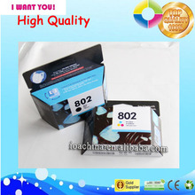 ink cartridge compatible with hp802 for hp deskjet 2050 1050 3050 1000