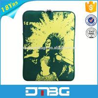 15.6 Cute Portable Waterproof Custom Neoprene Laptop Sleeve Wholesale