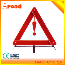 high quality triangle reflector warning kit