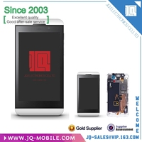 All Pass QC Repair Parts Lcd With Digitizer For Blackberry Z10