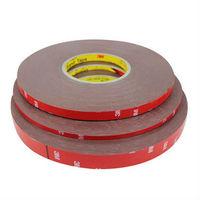 Cheaper Acrylic Foam Auto Double Sided acrylic Foam Adhesive 3M Tape 4229 For Auto Grey 0.8mm