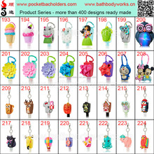 Promotion Bath & Body Works Accessories Pocketbac Silicone Hand Sanitizer Holders