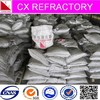 Strong bond adhesive refractory