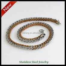 Stainless steel chains for bracelet and necklace