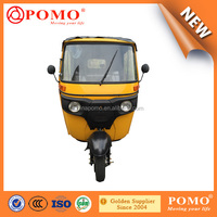 CE Sightseeing Low Noise Passenger Gasoline 3 Wheel Tricycle