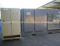 Atlas Copco ZR 5-50 Used Oil Free Screw Compressor