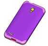 new design good sale pc silicone phone case for Alcatel One Touch Conquest 7046