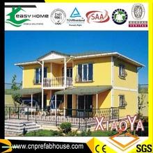 Professional designed steel prefab villa