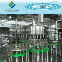 Automatic 330ML PET Bottle Still Water Bottling Machine / Spring Water Filling Machine
