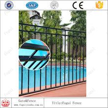 Fugui New Type HDG Iron Swimming Pool Fence