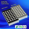 dot 3.0 mm 39.1x22.8mm 5x7 ultra red led dot matrix led display 5x7 array