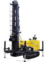 water well drilling use small size drill rig