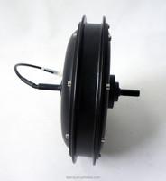 Powerful climbing mountain type rear hub motor/brushless direct drive motor