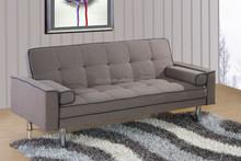 Click Clacks fabric folding Sofa bed
