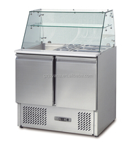 Cool bar counter top fridge