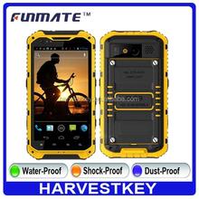 hot sale A9 NFC custom android mobile phone ip68 waterproof dual sim dual camera