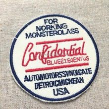 2015 wholesale medical supplies heat seal woven patch/heat patch /pad