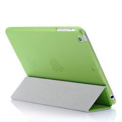 Magnet Flip Ultra Slim Smart Cover Leather Tablet Case For iPad 2345 Air Samsung Tab 3 Tab 4