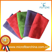 Cheap Antibacterial Microfiber Terry Cleaning Cloth