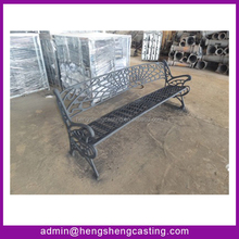 Hot New Products For 2015 Outdoor Cast Iron Garden Bench / Outdoor Bench / Cast Iron Garden Bench