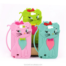 Animal Silicone Case For Sumsung