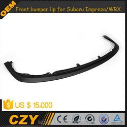 V-LIP Design 8th generation Front bumper lip for Subaru Impreza/WRX