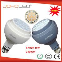 High lumens 2400lm Ra80 Cree/Edison/Osram e27 led bulb 30w