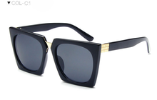 2015 trend fashion oem hot-sell china manufacture colorful quicksilver women sunglasses Vintage Transparent luster membrane