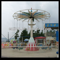 Interesting amusement park swing rides flying chair