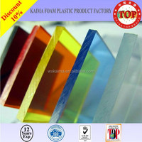 Special offer for 100% virgin PMMA box plexiglass/decorative plexiglass panels