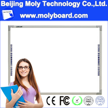 hot selling finger touch portable interactive whiteboard for smart class