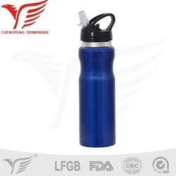 Sports items stainless steel single wall sports water bottle, new products water bottles