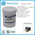 1.5-5.0W/m Térmico conductivo eléctrico pasta grasa aislante TP 200 series