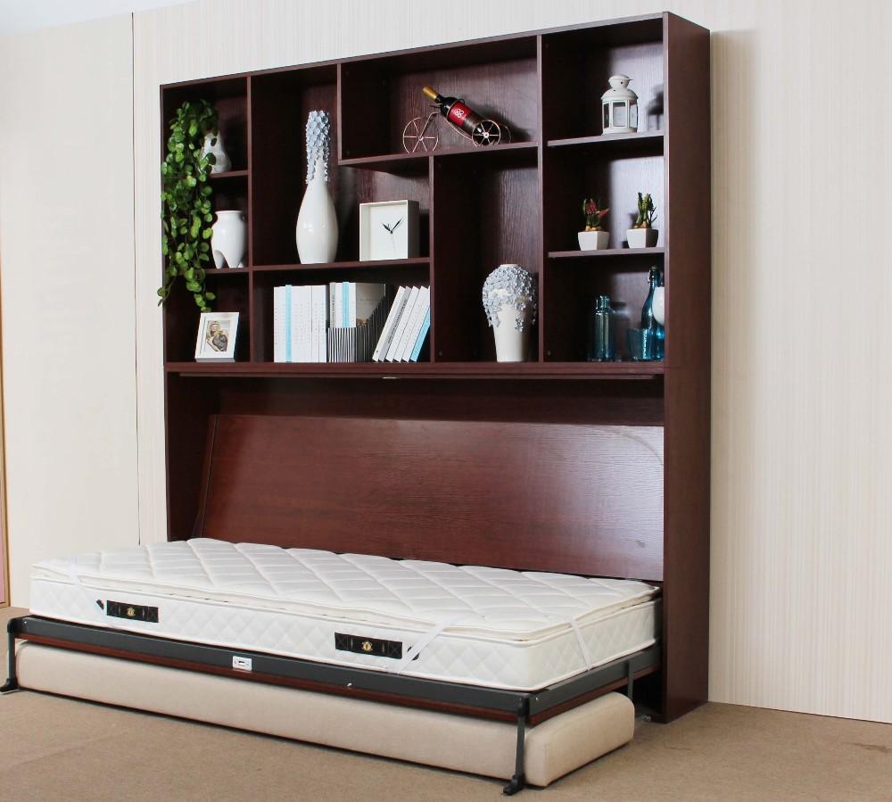 Murphy Bed Name Origin: Transformable Modern Horizontal Murphy Bed Hardware Kit