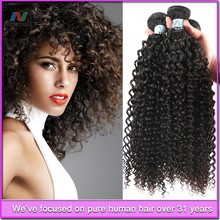 Top Selling 24 inch brazilian remy curly human hair extensions different types of curly weave hair