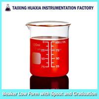 Laboratory Beaker Glass Apparatus Manufacturer
